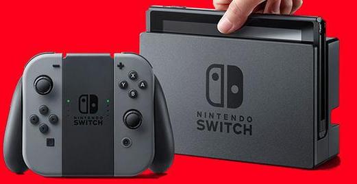 任天堂Switch 9.0更新:新增闹钟、修复《火焰